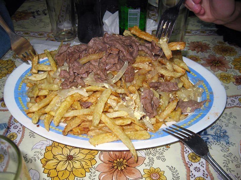 Restaurante em Valparaíso barato