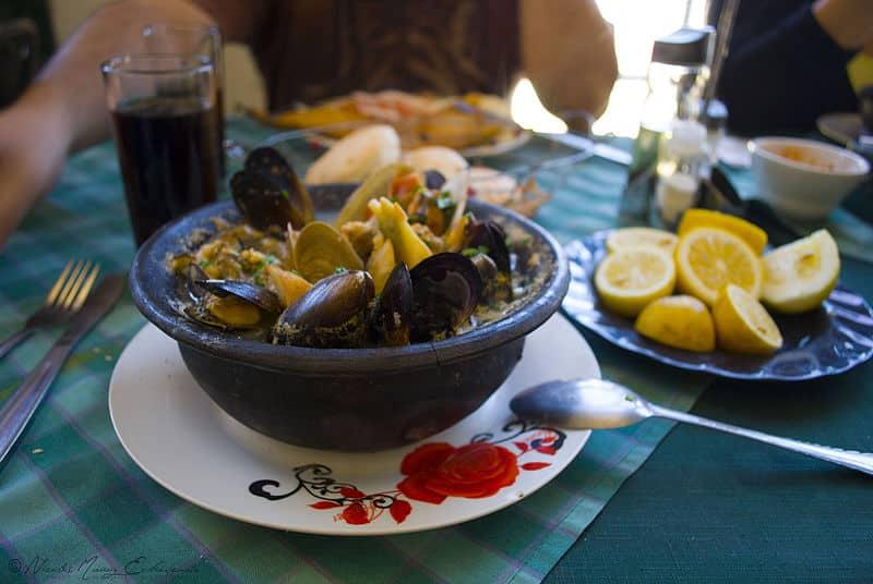 Bons restaurantes em Valparaíso