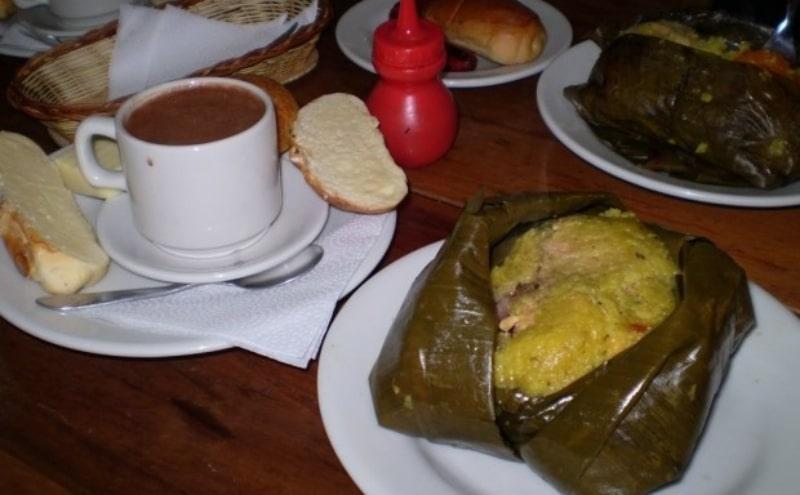 Restaurantes tradicionais da Colombia
