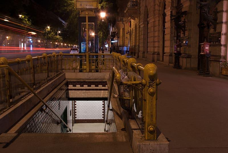 Como andar em Budapeste