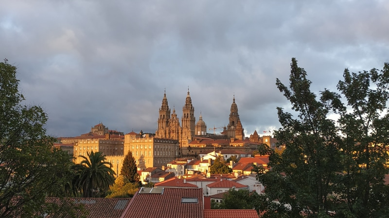 Mulheres no Caminho de Santiago de Compostela