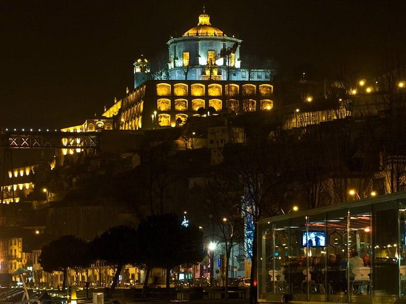 O que fazer a noite em Porto