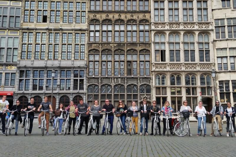 Pontos turísticos de Bruxelas