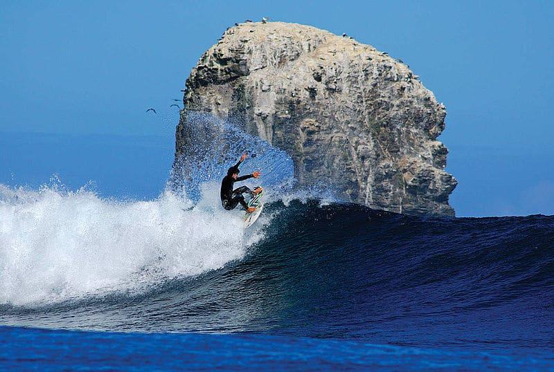 Surf em Pichilemu