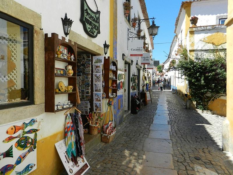Roteiro em Óbidos