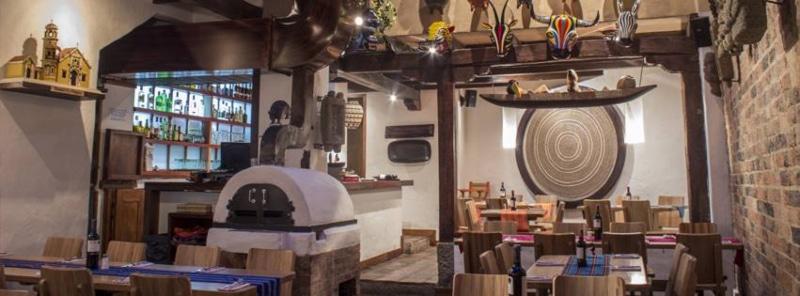 Restaurante barato em Bogotá