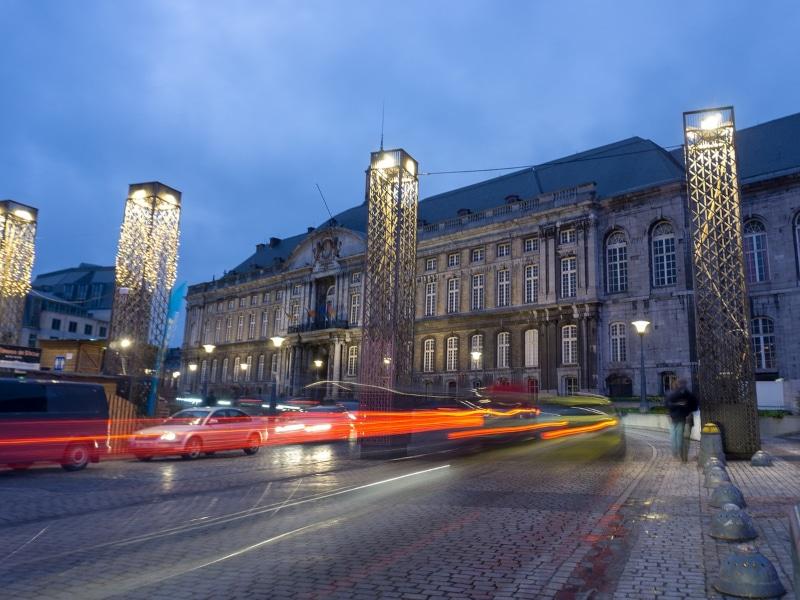 Trânsito na Bélgica