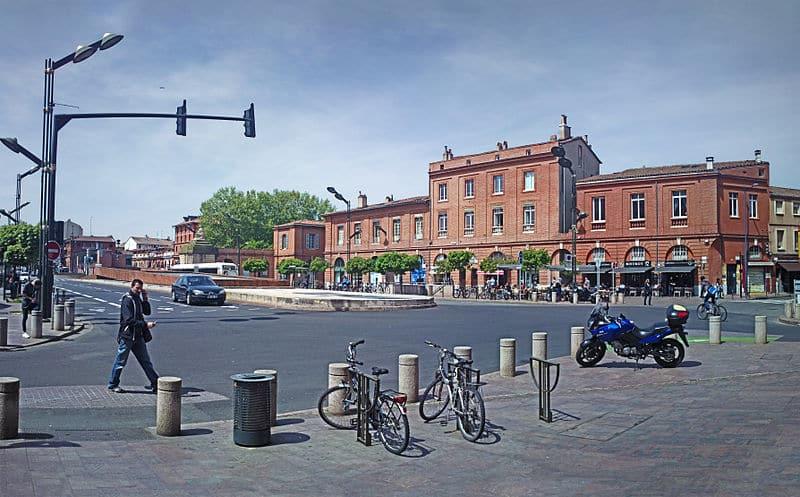 Onde ficar em Toulouse nos arredores de Saint-Cryprien
