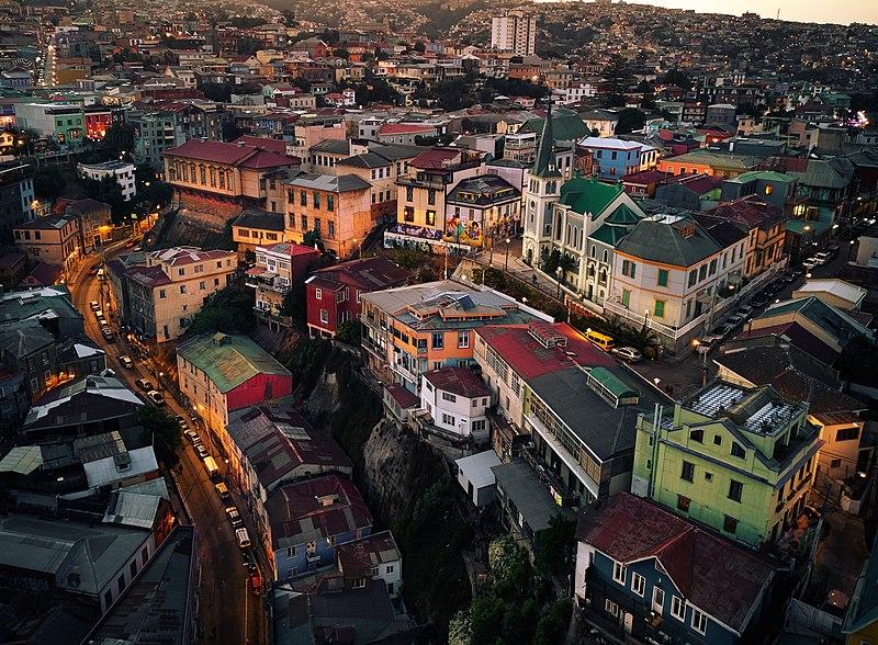 Saiba onde ficar em Valparaíso
