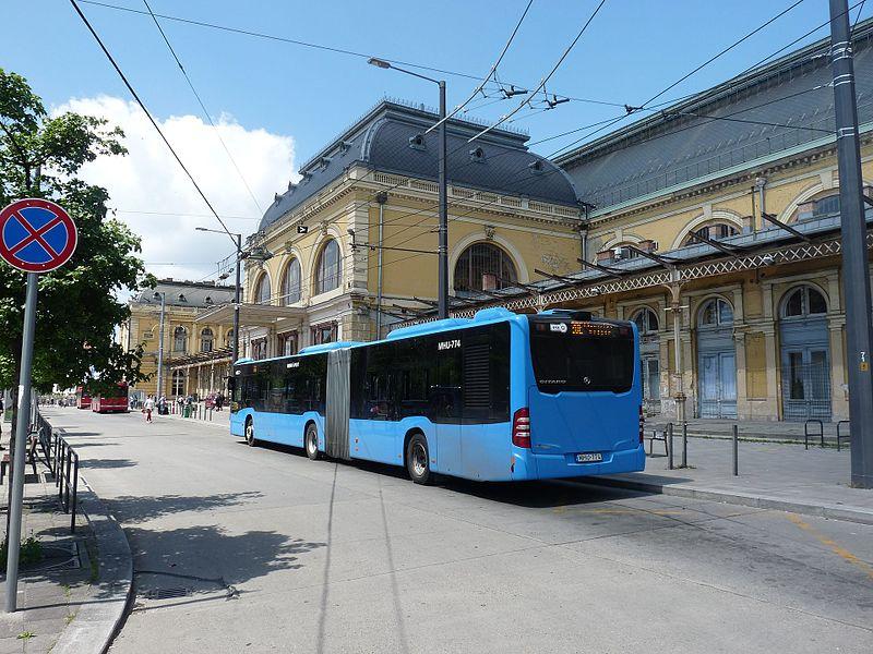 Ônibus Budapeste