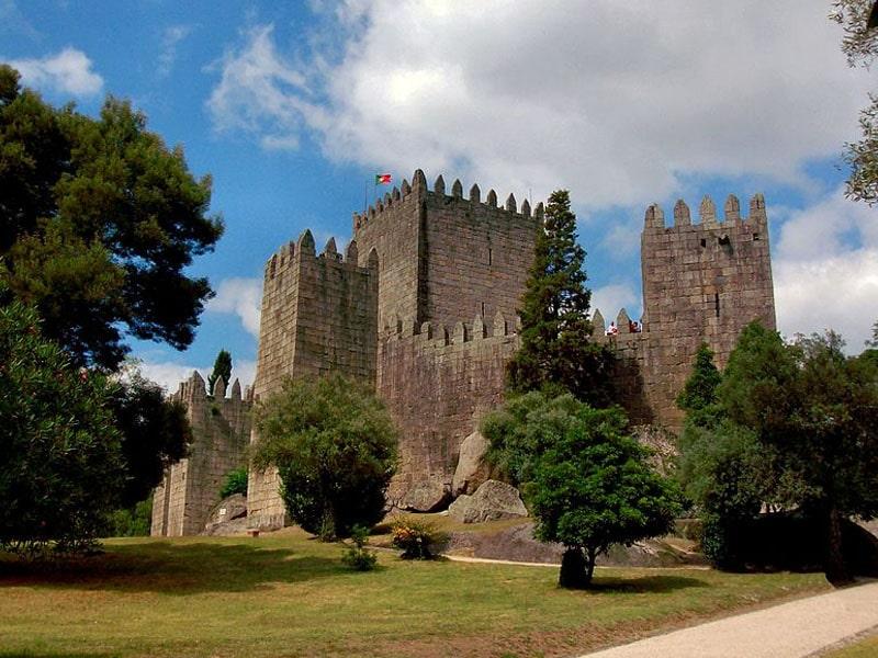 Cidades perto de Braga