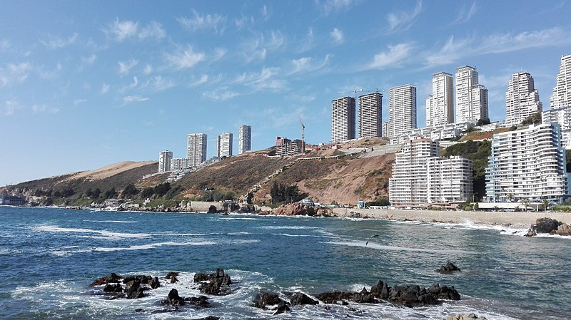 Visite Viña del Mar e Reñaca