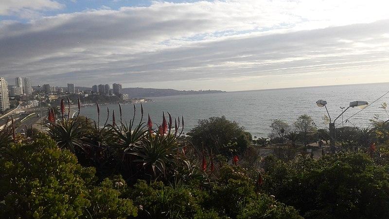 Região de Viña del Mar e Valparaíso