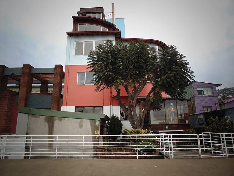 locais turísticos de Valparaíso