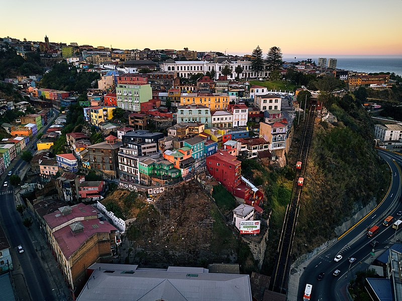 Valparaíso pontos turísticos