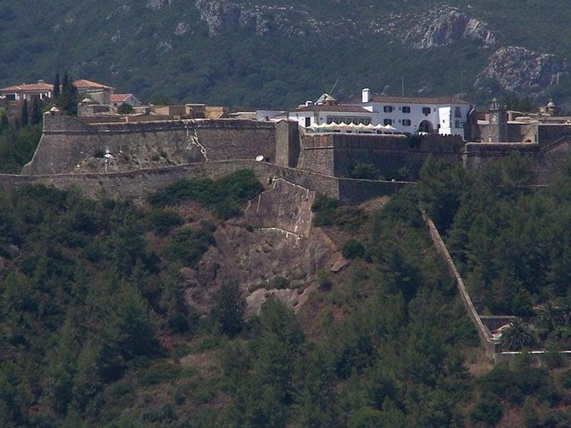 Pontos turísticos de Setúbal históricos