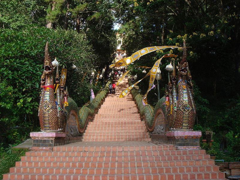 Templo mais famosos da Tailândia