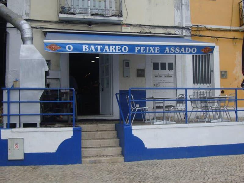Restaurantes em Setúbal com pratos de frutos do mar