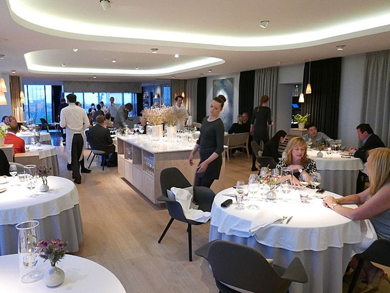 Restaurantes em Copenhague luxuosos
