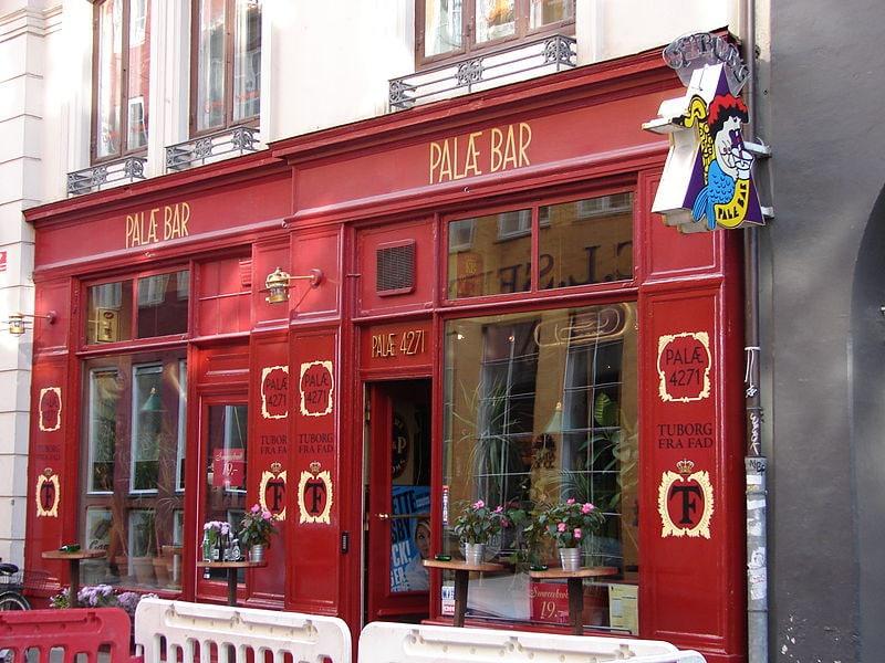 Restaurantes em Copenhague