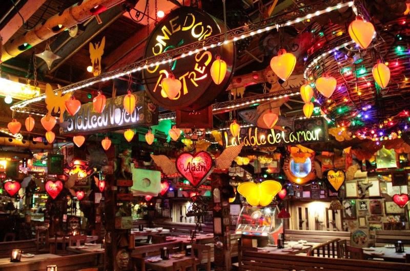 Restaurantes em Bogotá