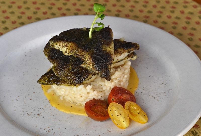Restaurante alta gastronomia em Viña del Mar