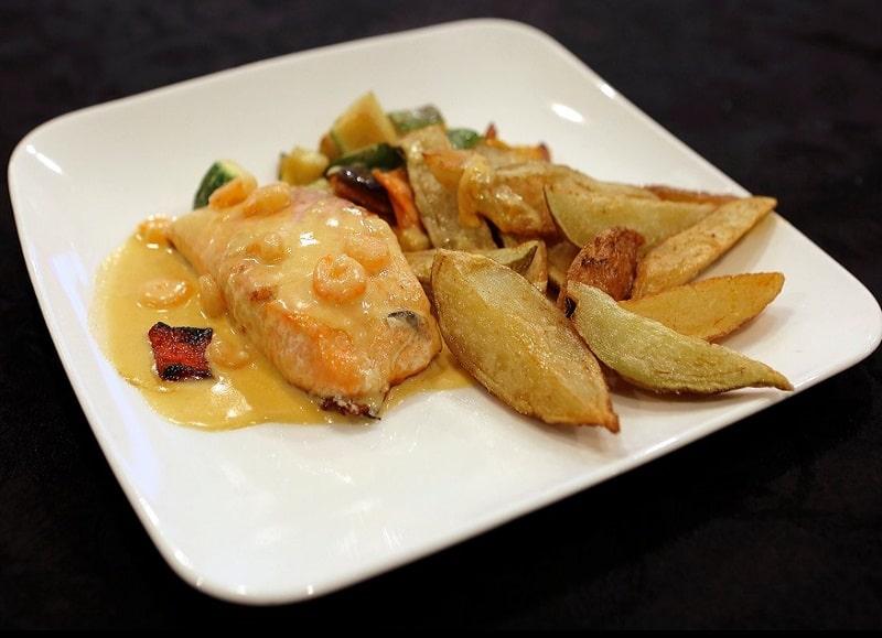 Restaurante custo-benefício em Viña del Mar