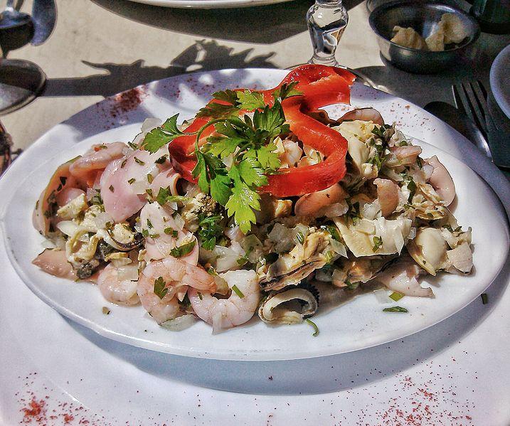 Onde comer em Viña del Mar
