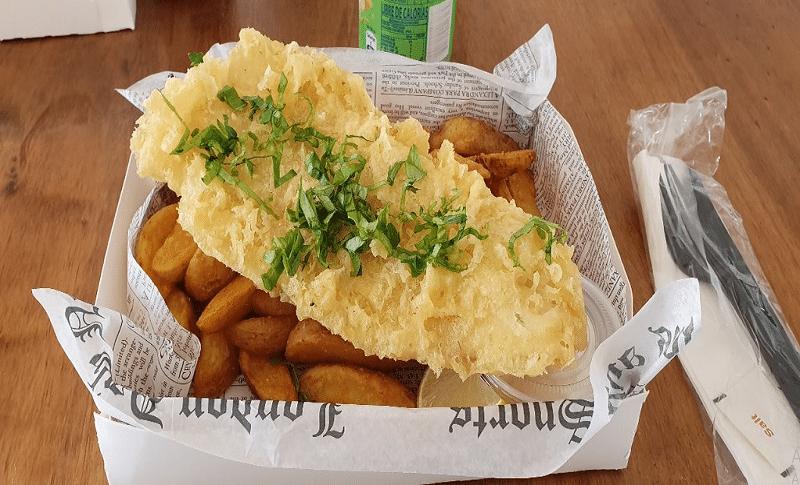 Restaurante econômico em Viña del Mar
