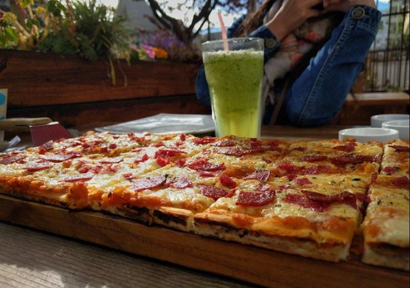 Restaurante de custo médio em Viña del Mar