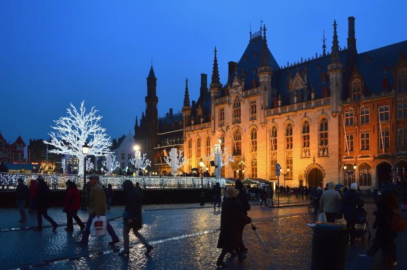 Bélgica Holanda