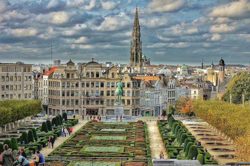Roteiro na Bélgica