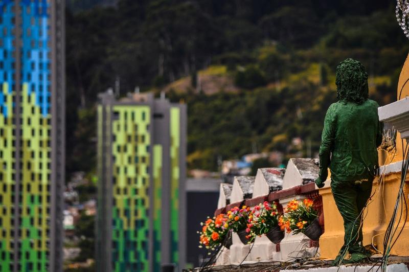 Roteiro em Bogotá