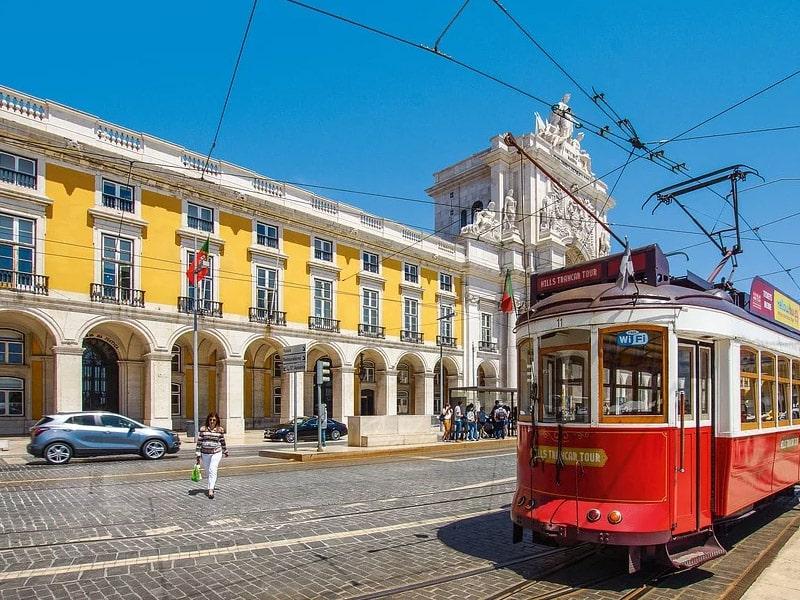 Roteiro sul de Portugal