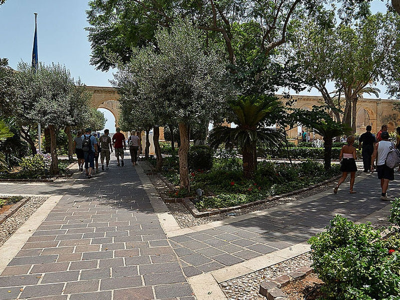 Jardins de Valletta