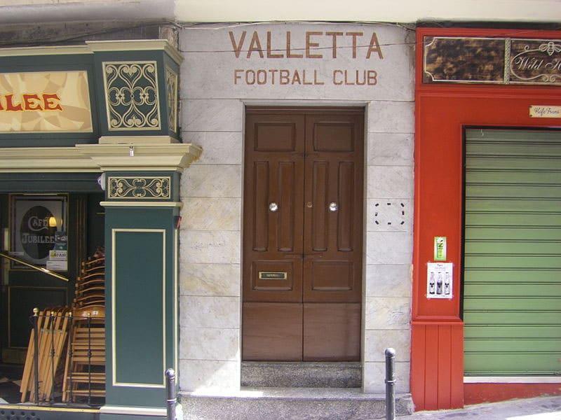 Futebol em Valletta