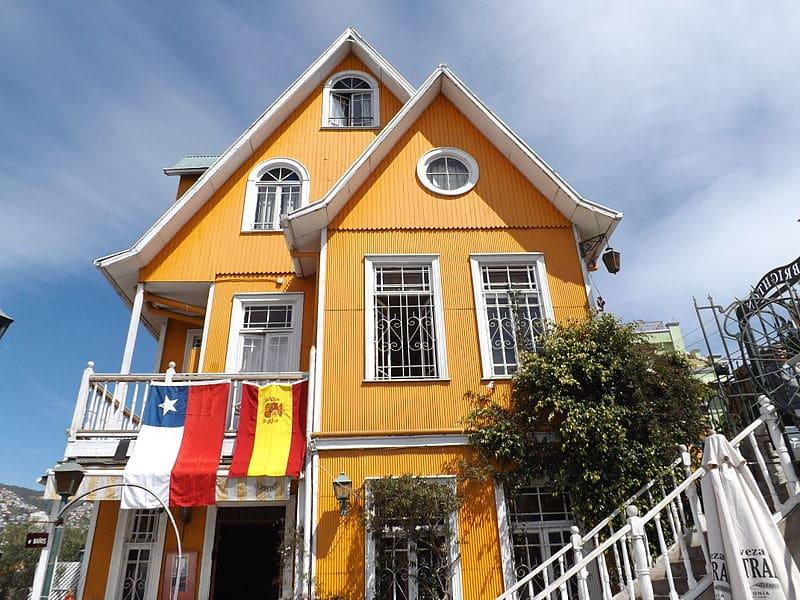 Valparaíso tour saindo de Santiago