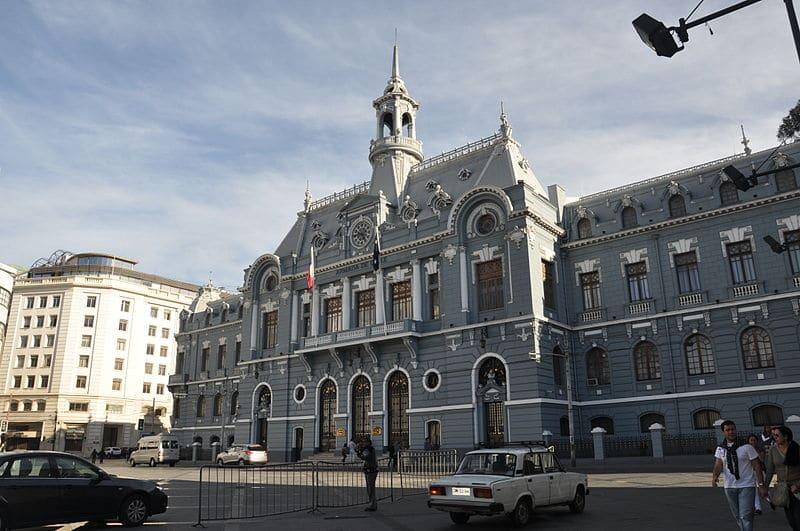 Roteiro em Valparaíso em 1 dia
