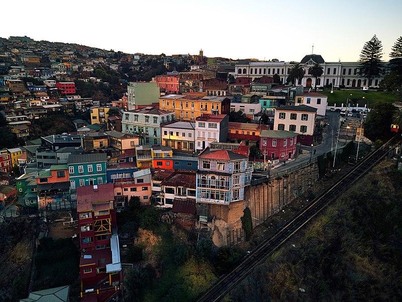 Como montar um roteiro em Valparaíso?