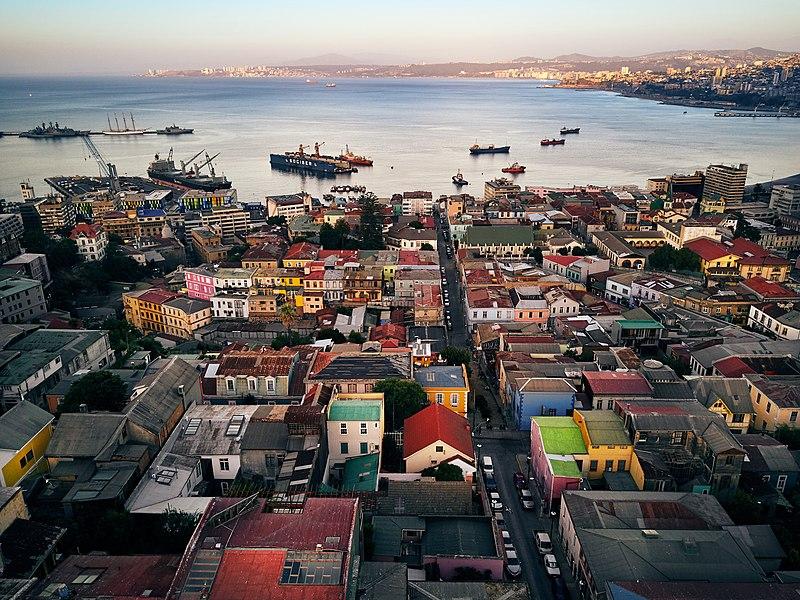 Valparaíso atrações imperdíveis