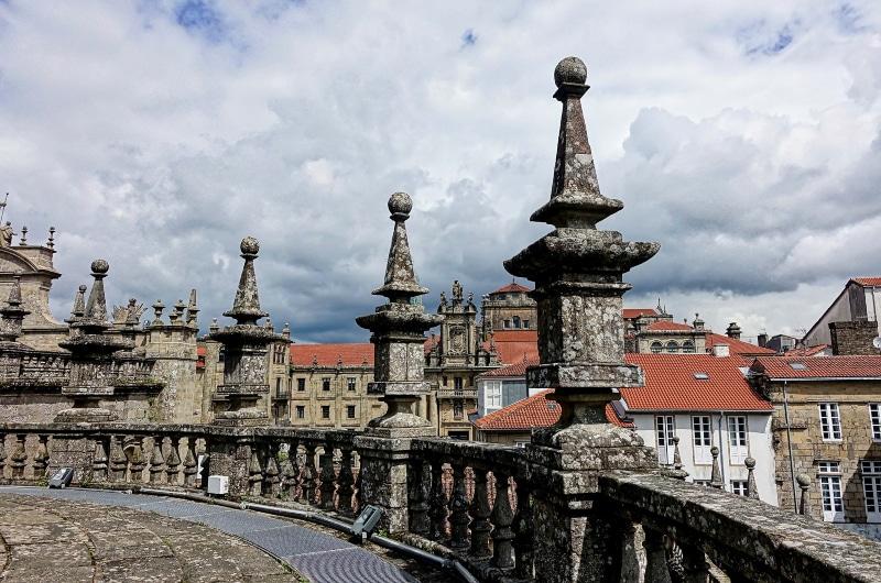 Santiago de Compostela como ir
