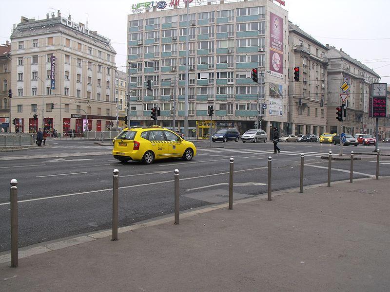 Táxi Budapeste