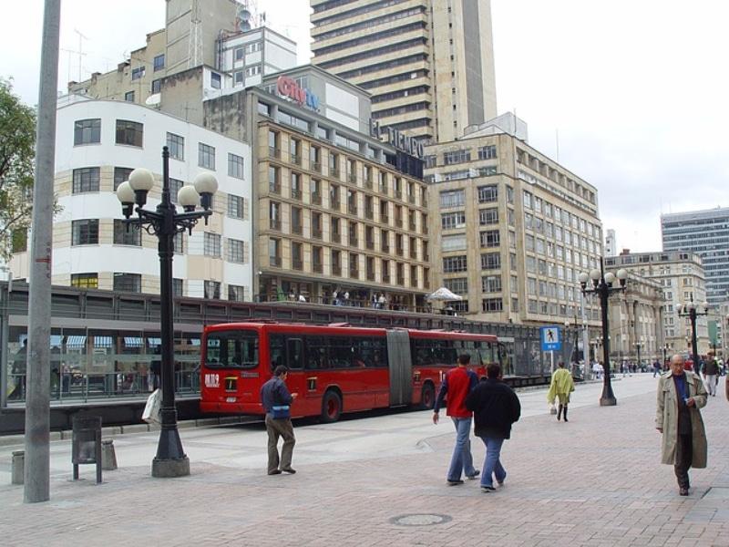 Transmilênio Bogotá