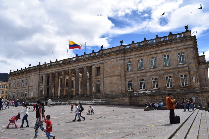 Transporte em Bogotá