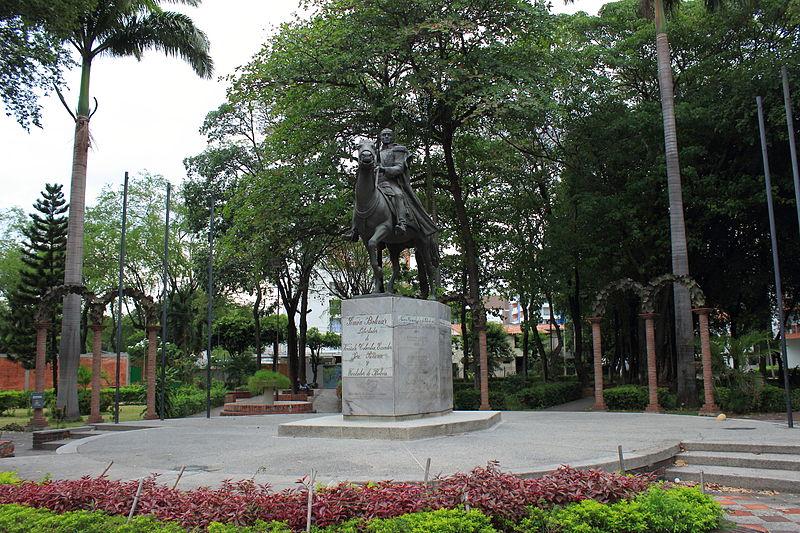 Parques na Colômbia