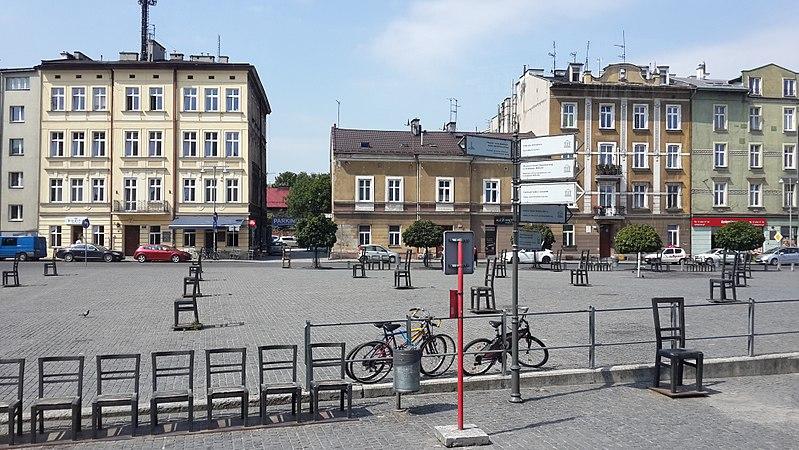 Monumentos em Cracóvia