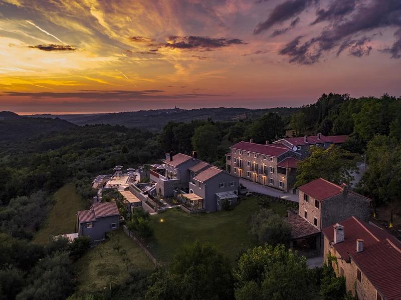 Hotel na Croácia