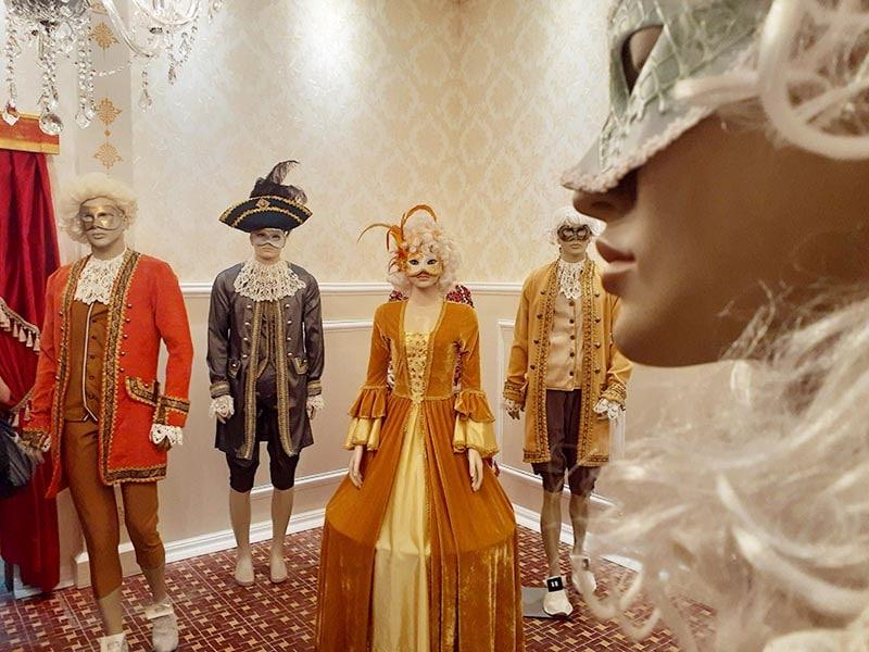 Museu do Carnavale di Venezia