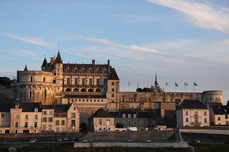 Castelos Vale do Loire