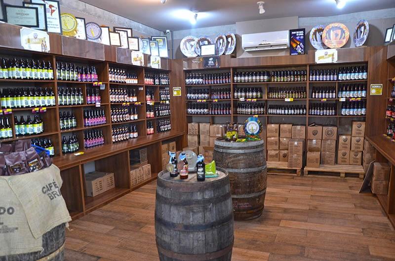 Cerveja artesanal em Santa Catarina